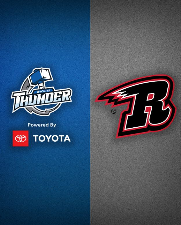 Rapid City Rush vs Wichita Thunder Feb 8