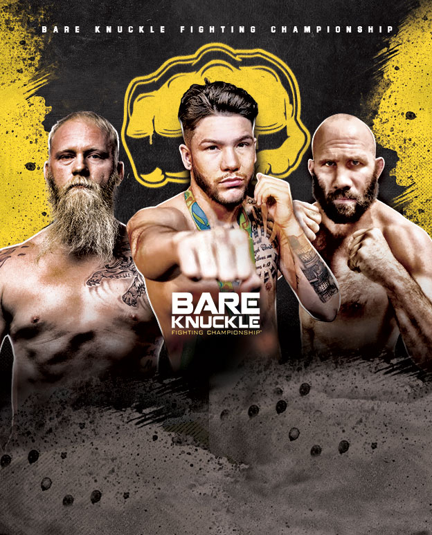 Bare Knuckle Fighting Championship 11 Mar 14