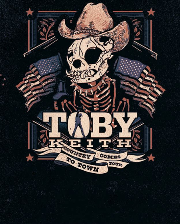 Toby Keith Oct 15