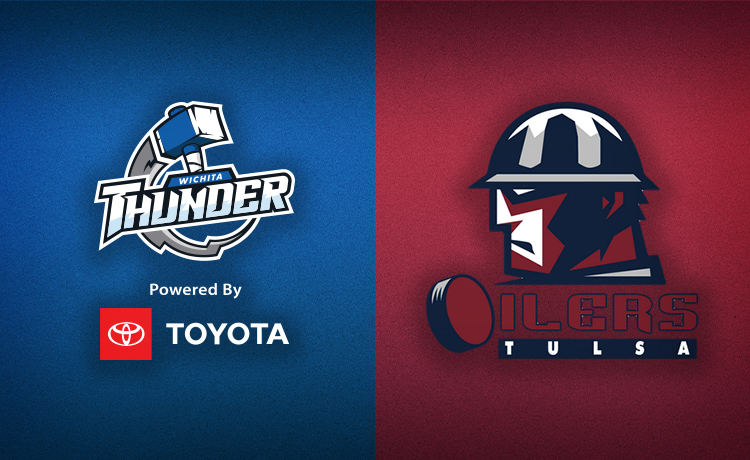Tulsa Oilers vs Wichita Thunder Apr 3