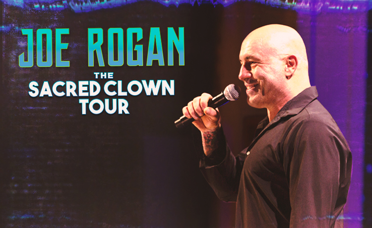 Joe Rogan: The Sacred Clown Tour Nov 14